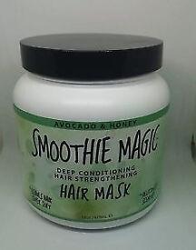Smoothie magic hair mask Avocado&Honey 975ml