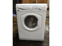 78 Hotpoint WF530 6kg 1300 Spin White Washing Machine 1 YEAR GUARANTEE FREE DEL N FIT