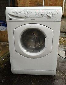 Hotpint WT540 7kg 1400 Spin White Washing Machine 1 YEAR GUARANTEE FREE FITTING