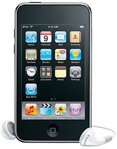 Apple MB528C/A iPod Touch Second Generation 8GB Digital MP3 Play