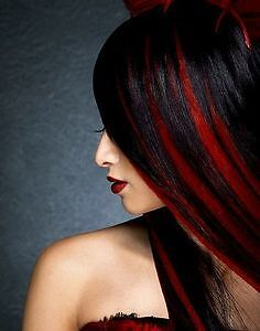 """Clip in hair extension, Straight hair, 60 cm, 24"""", 100g,  RED Yellowknife Northwest Territories image 3"""