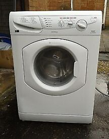 11 Hotpoint WF530 6kg 1300 Spin White Washing Machine 1 YEAR GUARANTEE FREE DEL N FIT