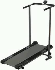 V-fit manual treadmill