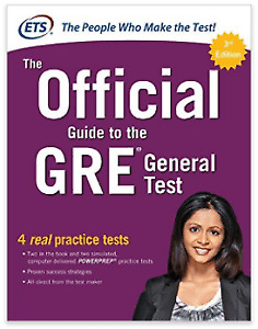 Brand New GRE Textbook
