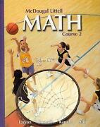 McDougal Littell Math Course 2