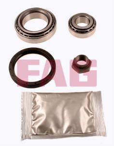 Wheel Bearing Kit FAG 713611410 Fits Front