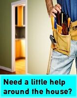 Need a little help around the house?