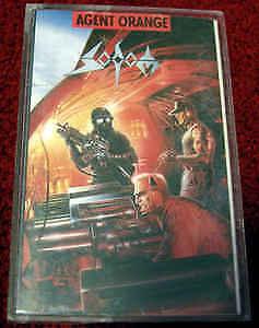 Sodom - Agent Orange on cassette