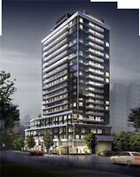Brand new beautiful unit in the heart of Toronto