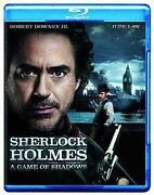 A Game of Shadows Blu Ray