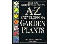 A-Z Garden books