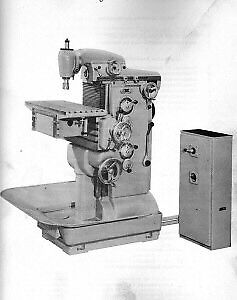 Looking for a deckel maho milling machine