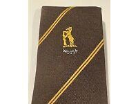 Warwickshire County Cricket Supporters Association Tie WCCSA Clan Designs