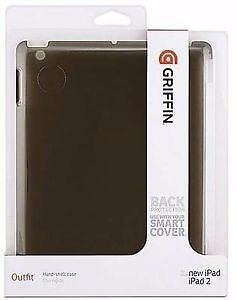 Griffin GB03744 Outfit Hard Shell Case for New iPad/iPad 2