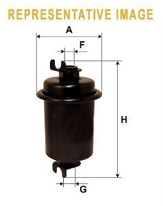 Fuel Filter WIX WF8077