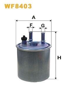 Fuel Filter WIX WF8403