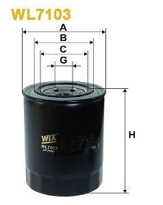 Oil Filter WIX WL7103