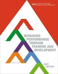 Managing Training & Development 7th Edition PDF