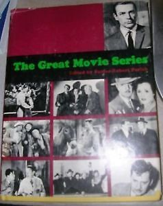 """1971 edition of """"The Great Movie Series"""" by James Parish"""