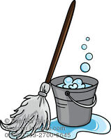 Mops and Buckets Cleaning Services