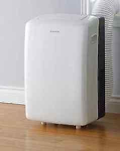 GARRISON 5000 BTU PORTABLE A/C AIR CONDITIONER