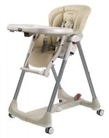 CHAISE HAUTE - HIGH CHAIR / PEG PEREGO PRIMA PAPPA