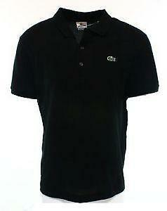 lacoste polo casual shirts ebay. Black Bedroom Furniture Sets. Home Design Ideas
