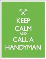 Handyman/Janitorial Services For Smiths Falls Perth Area!