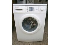 65 Bosch WAE24464 6kg 1200 Spin White LCD A Rated Washing Machine 1 YEAR GUARANTEE FREE DEL N FIT