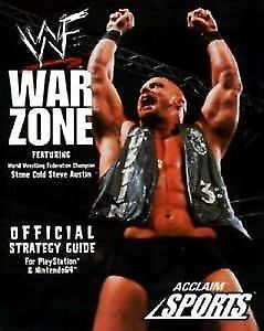 WWF Warzone N64 Strategy Guide