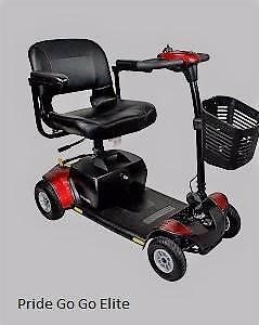 Mobility Scooter Pride Go Go Elite Hamilton Newcastle Area Preview
