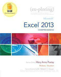 Exploring Ms Office Excel 2013