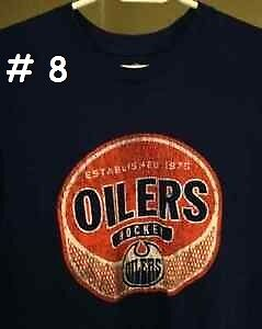 OILERS---T SHIRTS