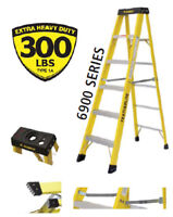 FEATHERLITE Extra Heavy-Duty Ladder 12'