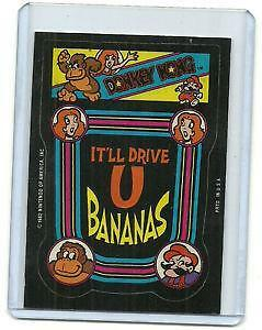 Donkey Kong Stickers eBay