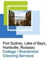 SHINE ON SERVICES..LAKE OF BAYS,BAYSVILLE and PORT SYDNEY