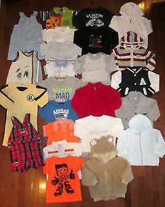 Boys 12 Month Boutique Lot