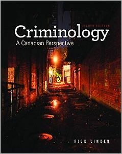 Criminology - University of Windsor
