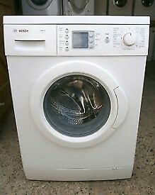 76 Bosch WAE24464 6kg 1200 Spin White LCD A Rated Washing Machine 1 YEAR GUARANTEE FREE DEL N FIT