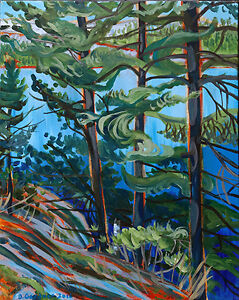 Paint Group of Seven Style London Ontario image 3