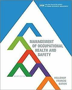 Management of Occupational Health and Safety $100