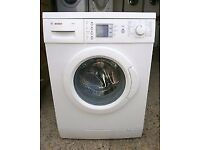 32 Bosch WAE24464 6kg 1200 Spin White LCD A Rated Washing Machine 1 YEAR GUARANTEE FREE DEL N FIT