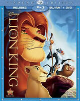 lion king - Roil Lion blu ray