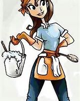 Housekeeper avalaible to clean condo units
