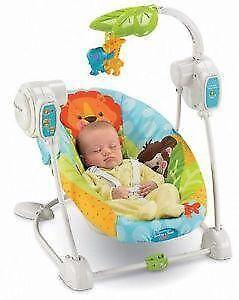 Fisher Price Baby Swing Chairs  sc 1 st  eBay & Baby Swing Chairs | Baby Bouncers | eBay