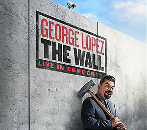GEORGE LOPEZ - Saturday, Sept 8, 8:00pm @ Rama - 3 Cheap Tickets