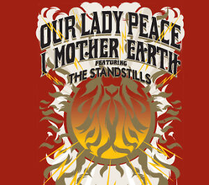 2 Our Lady Peace Tickets for Sale!