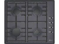 **NEFF**BLACK**4 RING**GAS HOB**COLLECTION\DELIVERY**GOOD CONDITION**MORE AVAILABLE** NO OFFERS