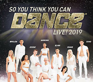 SO YOU THINK YOU CAN DANCE @ CENTER STAGE IN CASINO RAMA