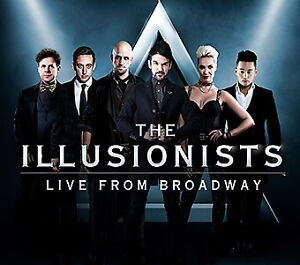 The Illusionists Live from Broadway Casino Rama May 24th F4 seat